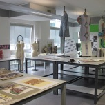 Student Exhibition at West Kent College